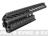 AIM Tactical Quad Rail w/ Rail Covers for Galil Series Rifles