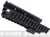 CNC Lower RAS RIS System for M249 Series Airsoft AEGs