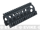 CNC M249 Upper RAS System for M249 & MK46 Series Airsoft AEG Machine Guns