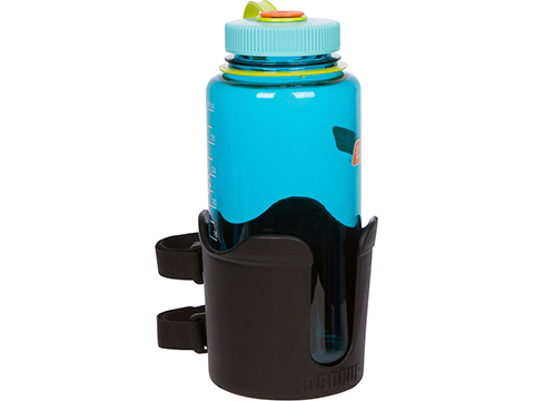 The RoboCup PLUS Portable Beverage Caddy / Cup Holder (Color: Black)