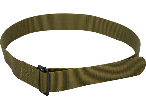 Rothco Adjustable Nylon BDU Belt (Color: OD Green)