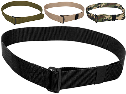 Rothco Adjustable Nylon BDU Belt (Color: Black)