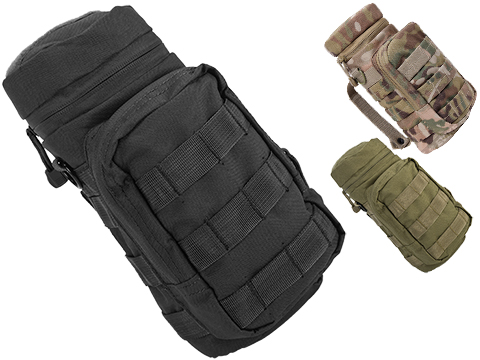 Rothco MOLLE Compatible Water Bottle Pouch (Color: Coyote)