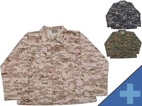 Rothco Kid's BDU Shirt