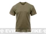 Rothco AR 670-1 Coyote T-Shirt (Size: Medium)