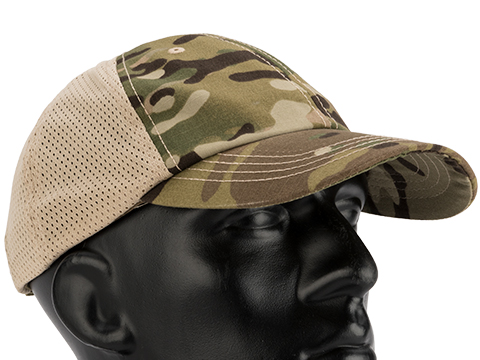 Rothco Mesh Back Tactical Cap (Color: Multicam)