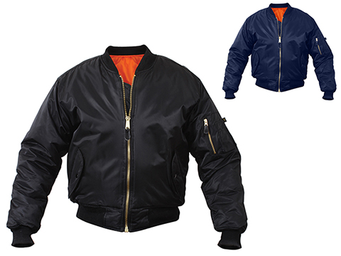Rothco MA-1 Bomber Flight Jacket
