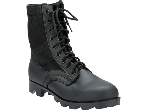 Rothco 8 GI Type Jungle Boots (Size: 10 / Black)