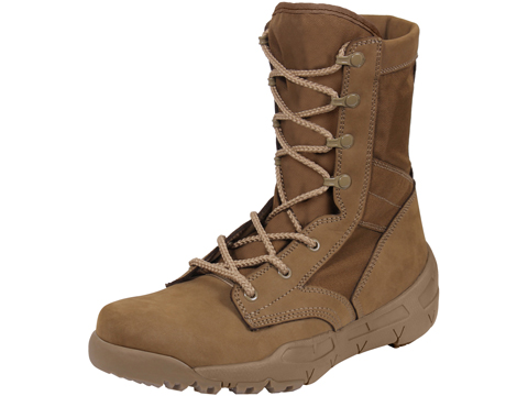 Rothco V-Max Lightweight Tactical Boot - Coyote Brown (Size: 10)