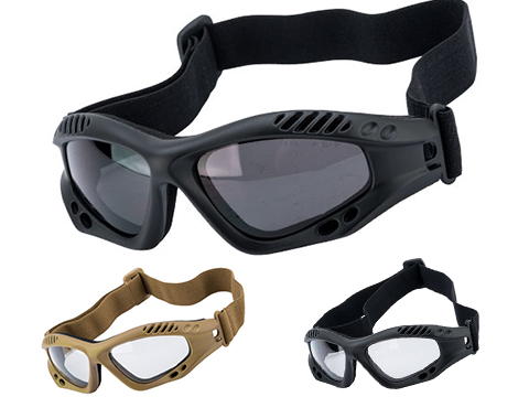 Rothco VenTec ANSI Rated Safety Goggles