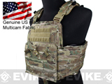 TMC Cherry Plate Carrier (Color: Multicam)