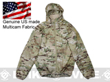 Rasputin Stowable Lightweight Windbreaker Jacket - Multicam