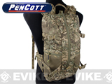 Rasputin 3R01 Low Profile Backpack (Color: Penncott Badlands)