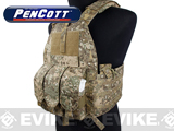 Rasputin 94K Plate Carrier (Color: PenCott Badlands / M4 Type)