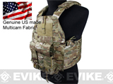 Rasputin 94K Plate Carrier (Color: Multicam / MP7 Type)