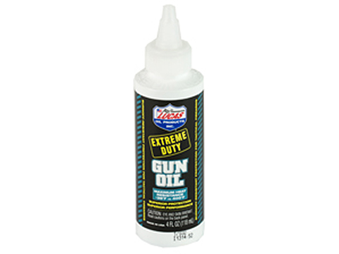 Lucas Oil Products Extreme Duty Gun Cleaner (Size: 4oz)