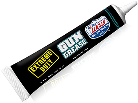 Lucas Oil Products Extreme Duty Gun Grease (Size: 1oz)