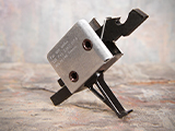 CMC Triggers AR15 / AR10 Single Stage Drop-In Trigger (Model: Flat / 3-3.5 Pound )
