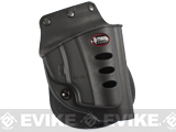 Fobus Elite Concealed Paddle Holster - Ruger SP101