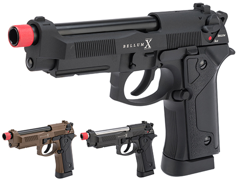 Secutor Arms Bellum Series 92 Gas Blowback Airsoft Pistol