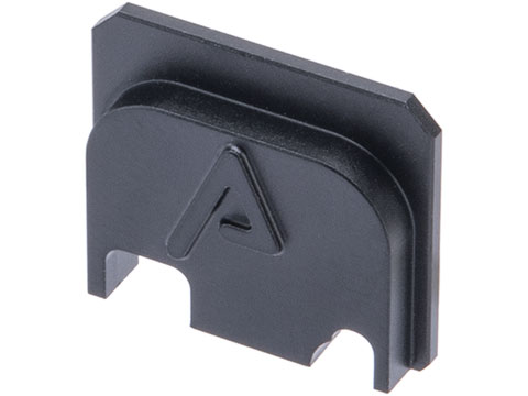 RWA Agency Arms Rear Slide Plate for Elite Force GLOCK Series Gas Blowback Airsoft Pistols
