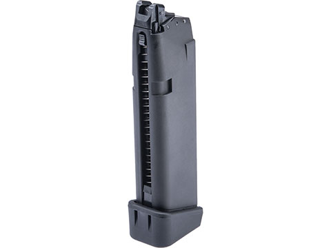 RWA 23 Round Green Gas Magazine for RWA Agency Arms EXA Gas Airsoft Pistol