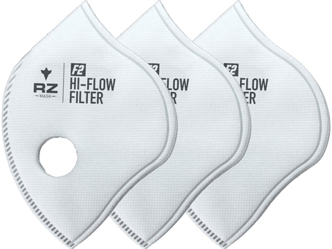 RZ Mask High-Flo Filters