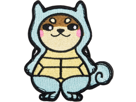 Evike.com The DOGE Hook & Loop Morale Patch (Style: Squirtle)