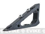 SPEED Airsoft Keymod Blade Foregrip - Black
