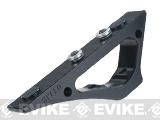 SPEED Airsoft Keymod Curve Foregrip - Black