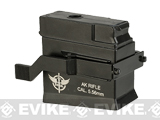 6mmProShop Soul M AR-15 M4 Magazine to AK AEG Rifle Magazine Adapter