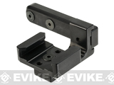 Speed Airsoft KeyMod GoPro Base Rail Mount Kit - Black