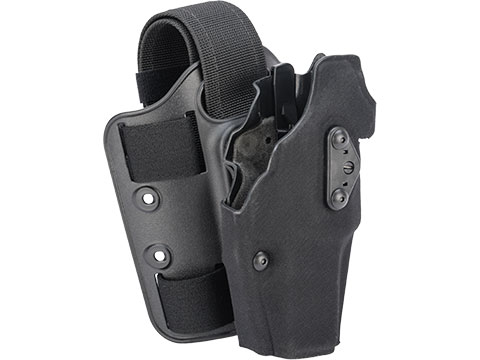 SAFARILAND 6354DO ALS® Optic-Ready Tactical Holster (Model: GLOCK 17/22 / Black)