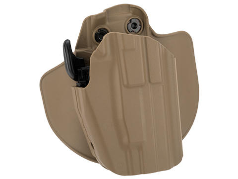 Safariland 578 7TS Pro-Fit GLS Compact Holster (Color: Dark Earth / Right Hand)