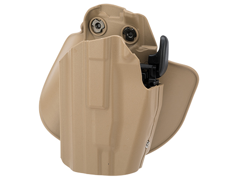 Safariland 578 7TS Pro-Fit GLS Compact Holster (Color: Dark Earth / Left Hand)
