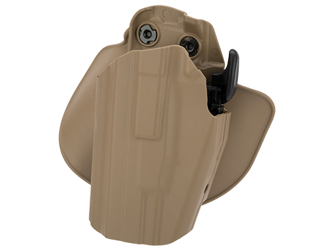 Safariland 578 7TS Pro-Fit GLS Holster (Color: Dark Earth / Left Hand)