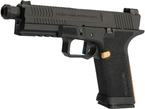 EMG Salient Arms International BLU Standard Airsoft Training Weapon (Model: Steel / CO2)