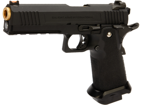 EMG / Salient Arms International™ RED Hi-Capa Training Weapon (Model: Aluminum Select Fire / Gas)