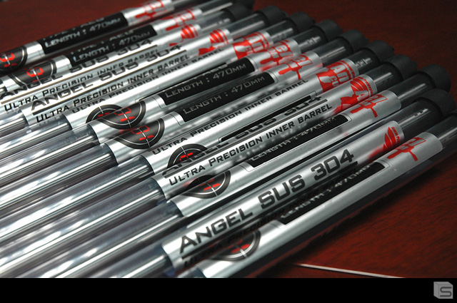 Angel Custom G2 SUS304 Stainless Steel Precision 6 01mm