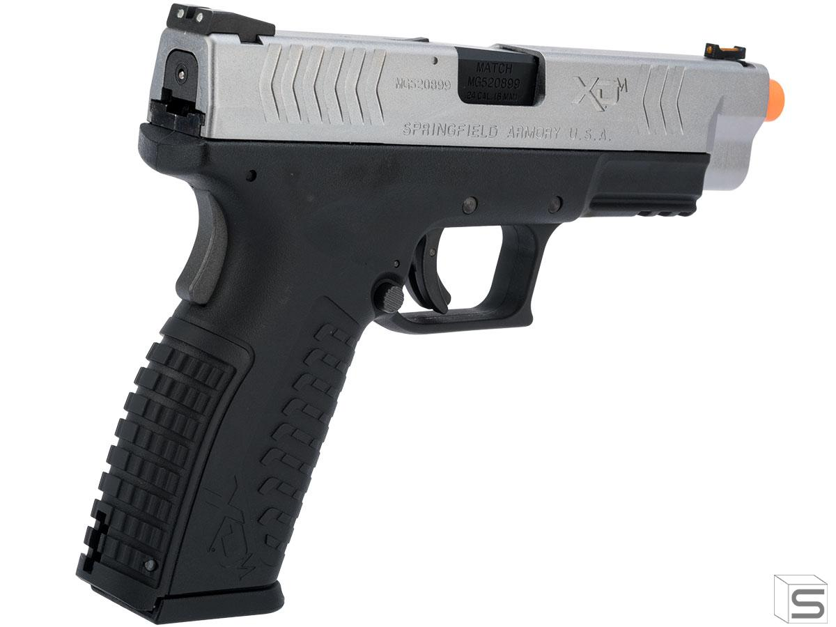 Springfield Armory Licensed XDM Gas Blowback Airsoft Training Pistol
