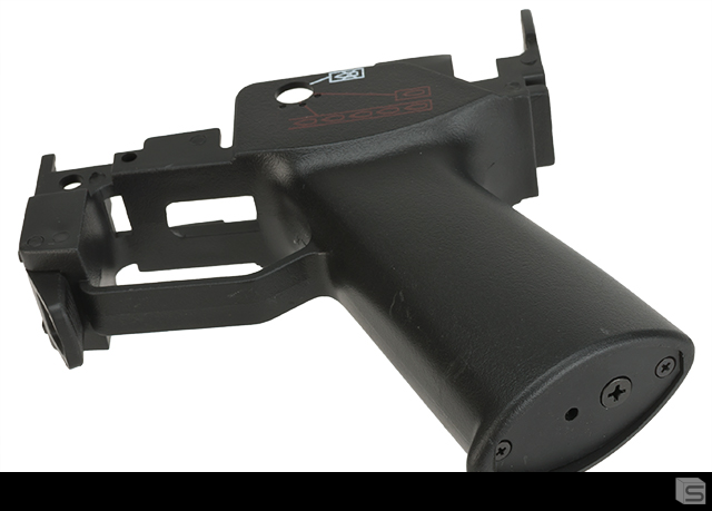 JG Replacement Grip and Magazine Catch Assembly for G36 Series