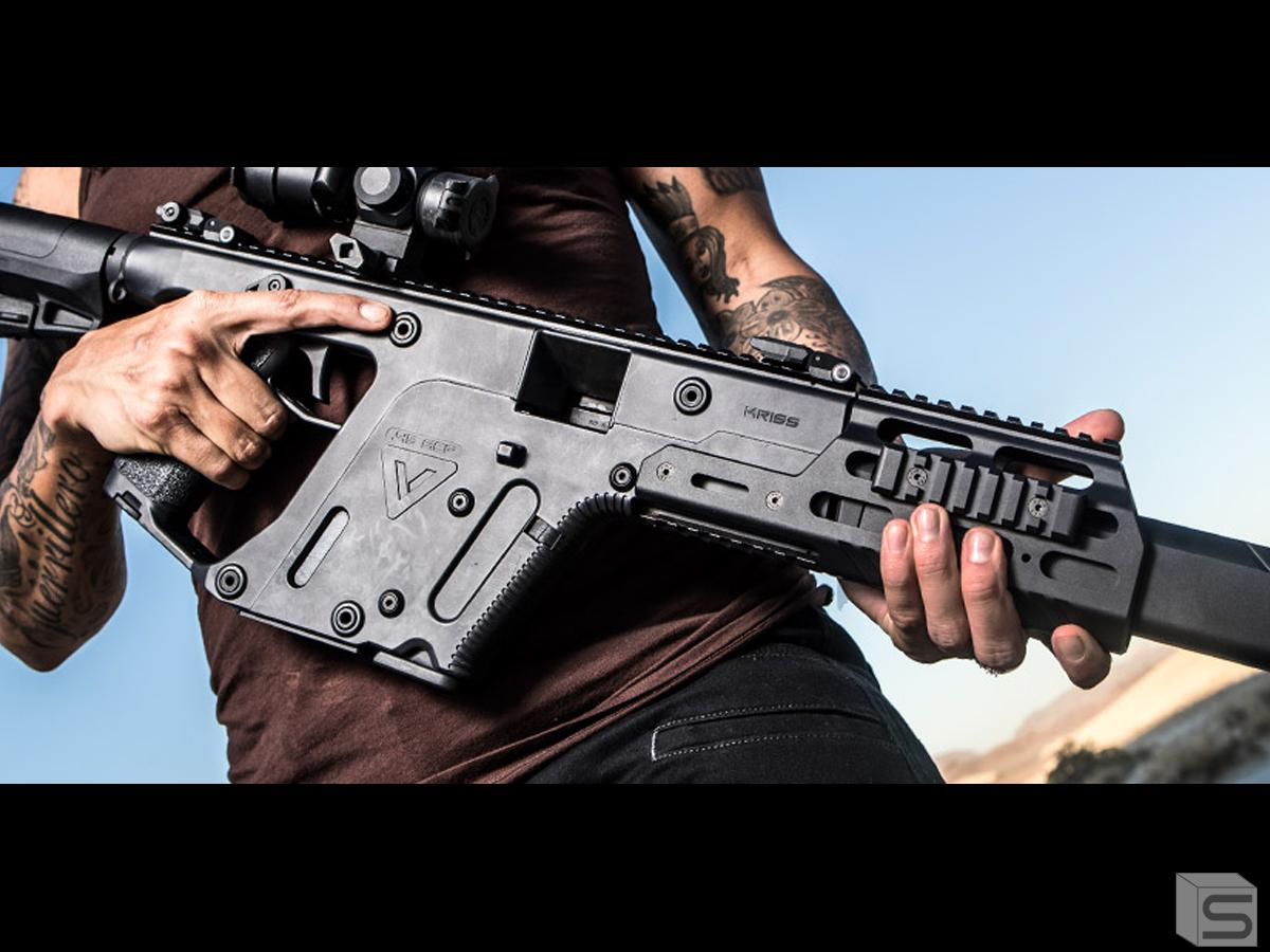 KRISS USA KRISS Vector MKI Modular Rail Handguard (Color
