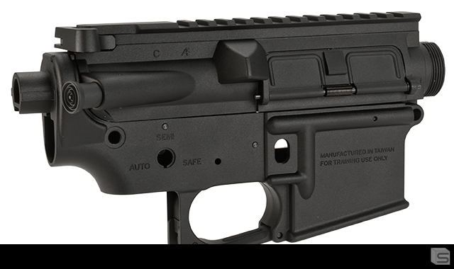 Krytac Trident Series Complete Upper & Lower Receiver for M4