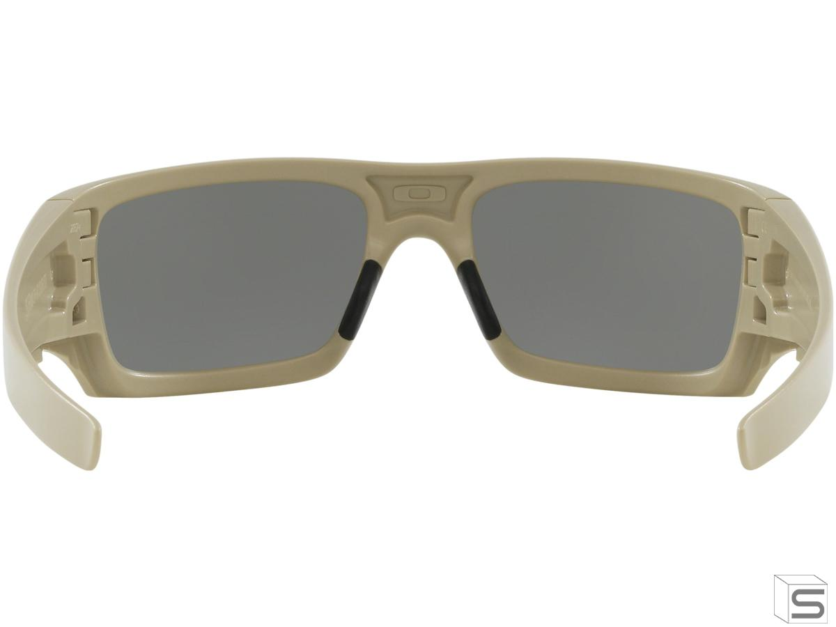 a69db4815d92c Oakley SI Ballistic Det-Cord Sunglasses (Color  Desert Tan   Grey Lenses)