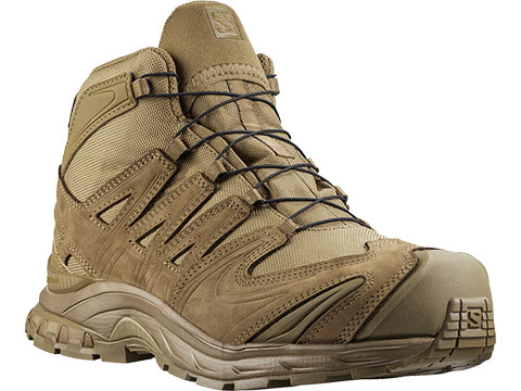 Salomon XA Forces MID GTX EN Tactical Boots (Color: Coyote Brown / 8)