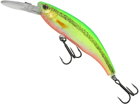 Savage Gear 3D Minnow Diver Fishing Lure (Color: Firetiger / 7.5cm)