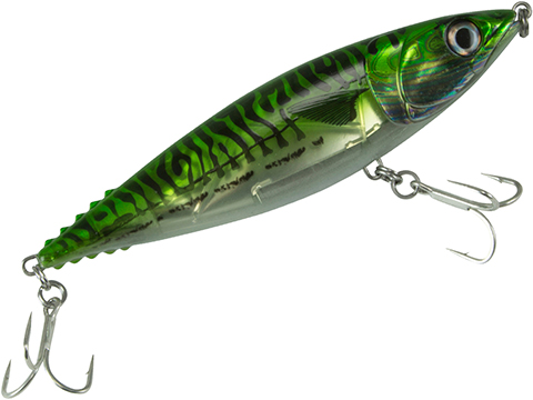 Savage Gear 3D Mackerel Stick Bait Fishing Lure (Color: Green Mackerel / 210mm)