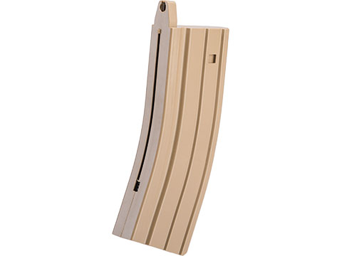 Cybergun 300 Round High-Capacity Magazine for Colt M4A1 RIS Spring Rifle (Color: Tan)