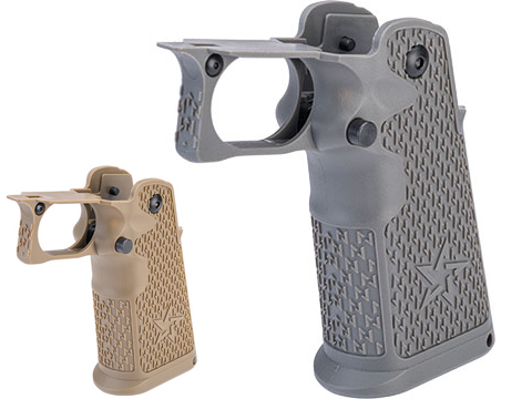Angel Custom CNC G2 Polymer Pistol Grip for TM Hi-Capa Gas Blowback Pistols
