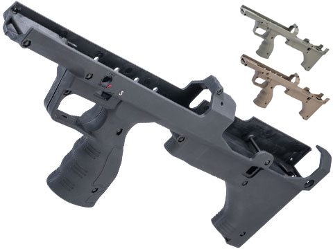 Silverback Airsoft Spare Nylon Stock for Desert Tech SRS-A2 Airsoft Sniper Rifles